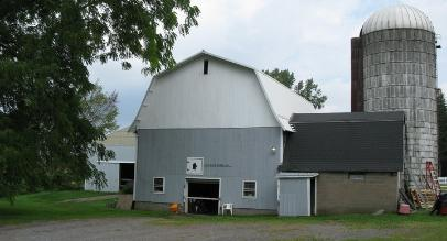 24 stall main barn and indoor riding arena